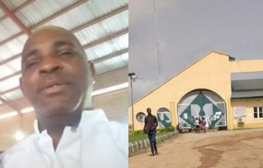 One professor Adewole Ateere, the former HOD of the Department of Criminology at the Federal University of Oye-Ekiti allegedly impregnated a 16-year old student of the institution