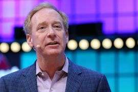 Microsoft president seeks end to US Huawei ban