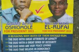 APC Campaign Posters