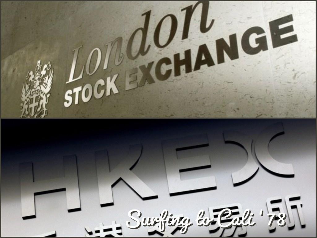 London Stock HKEX Stock