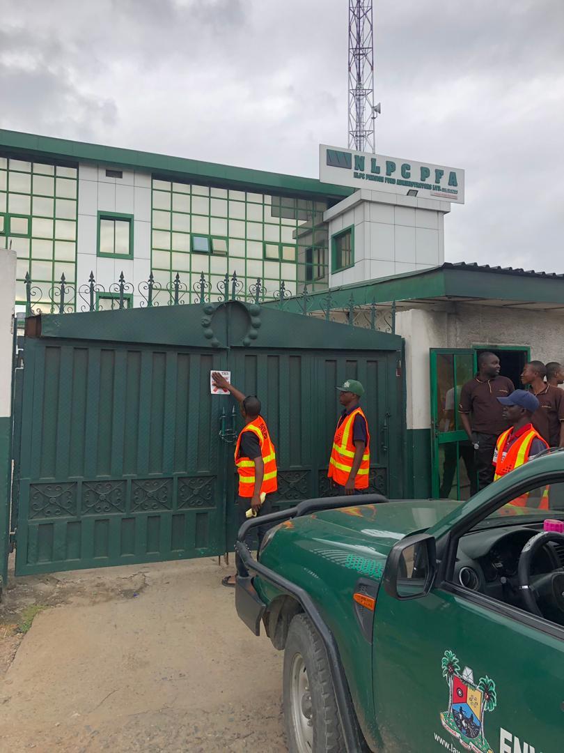 Lagos state NLPC-PFA