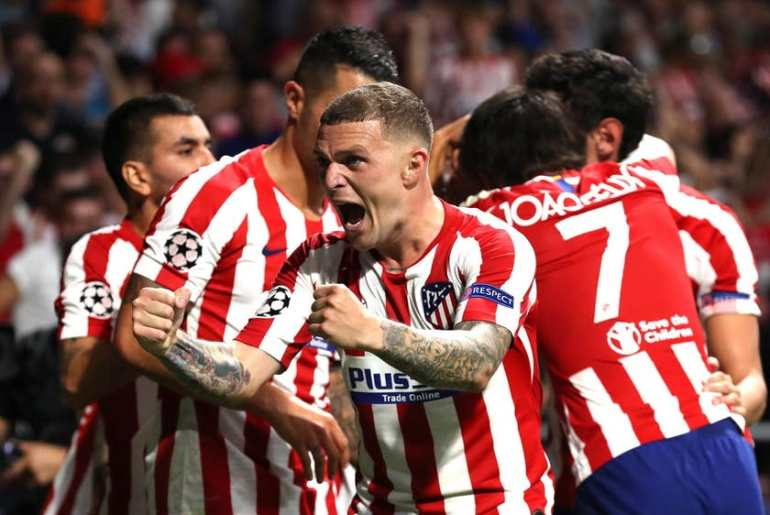 Atletico holds Juventus in Turin