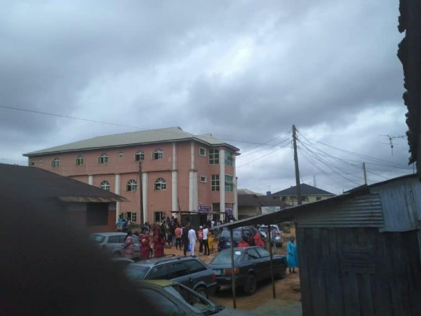 Scorned lover disrupts wedding ceremony in Edo