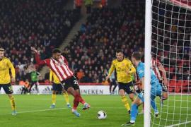 Sheffield United stuns Arsenal