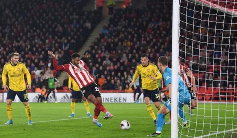 Sheffield United stuns Arsenal
