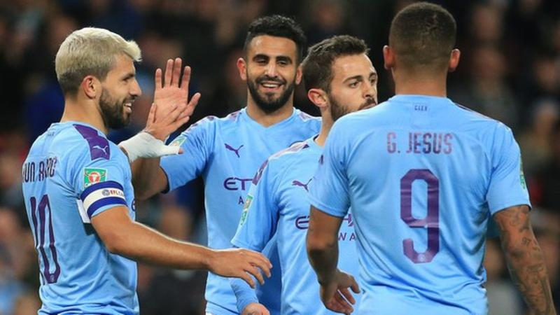 Carabao cup 2019 Manchester City