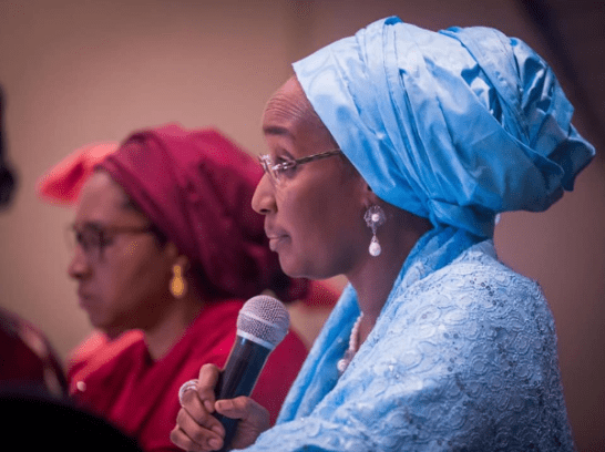 Buhari marry second wife