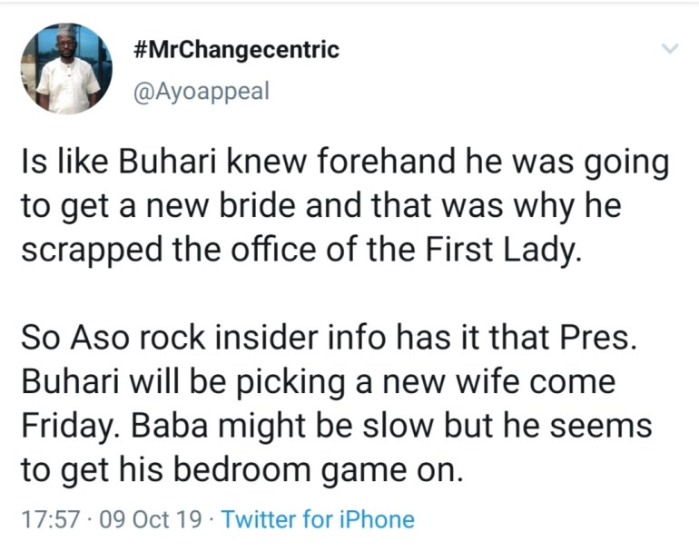 president-buhari-marry-2nd-wife
