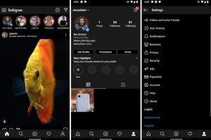 Instagram finally releases Dark Mode feature