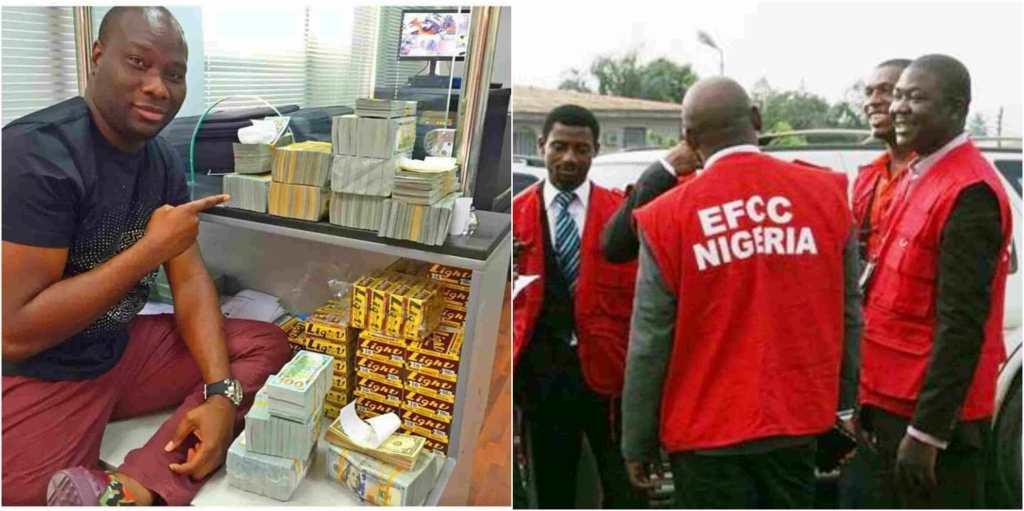 No bribe received, Mompha still in custody- EFCC