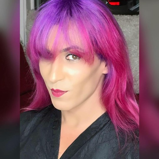 Transgender female