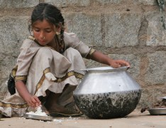 Protection for girl child discrimination