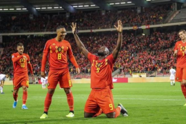 Rampant Belgium qualifies for EURO 2020