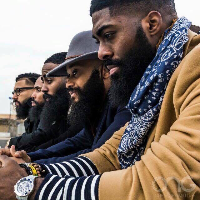 Nigerian Men Swag
