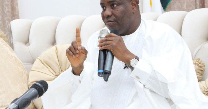 Governor AminuTambuwal