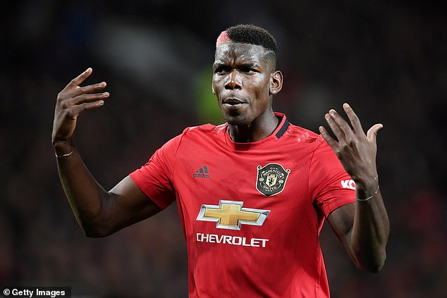 pogba pushes to leave manchester united
