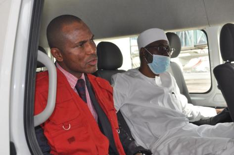 Why Adoke Was Arrested At the Airport - EFCC