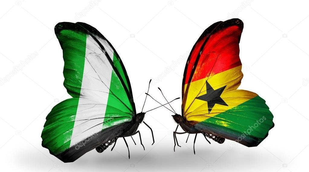 #GhanaVrsNigeria : Nigerians and Ghanaians fight dirty on Twitter