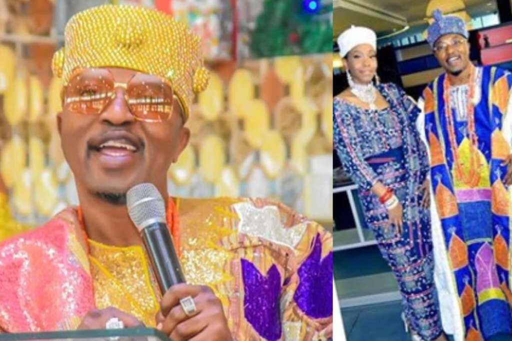 Failed Marriage: Oluwo Lays Heavy Curses On People Judging Him