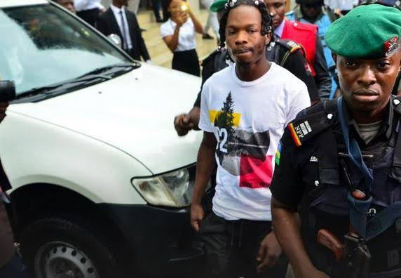 Image result for Alleged Car theft: Court discharges Naira Marley, three others