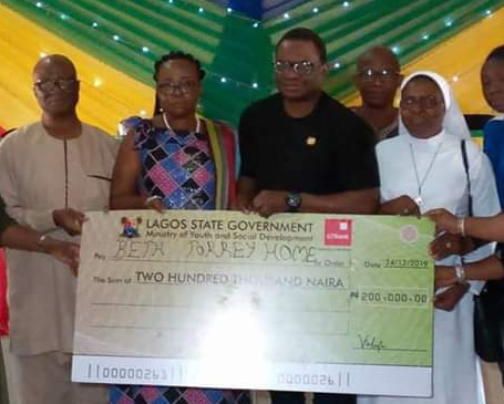 LASG supports children with disabilities financially