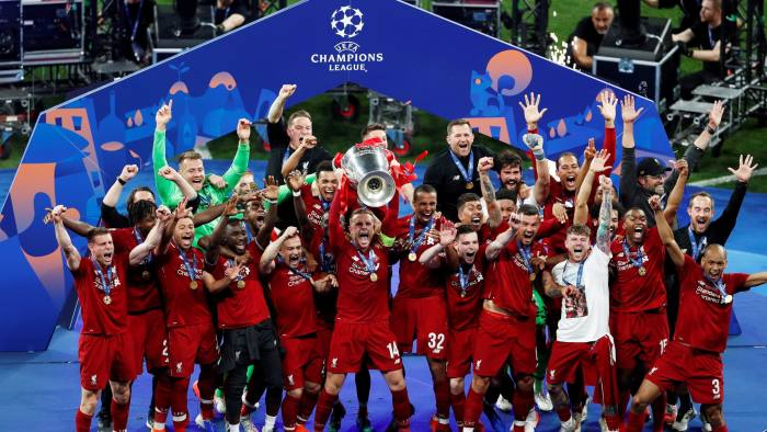 Champions Liverpool are looking to make it two in two as they gun for another Champions League title to add to their illustrious six trophies