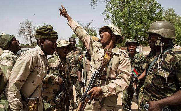 Gallant Soldiers Repel Boko Haram Attacks, Fight Off Insurgents in Adamawa