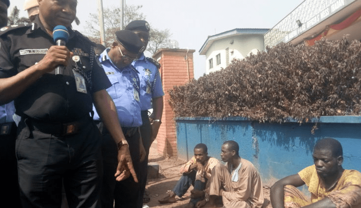 Police arrest Okada rider for abducting woman and beheading her son