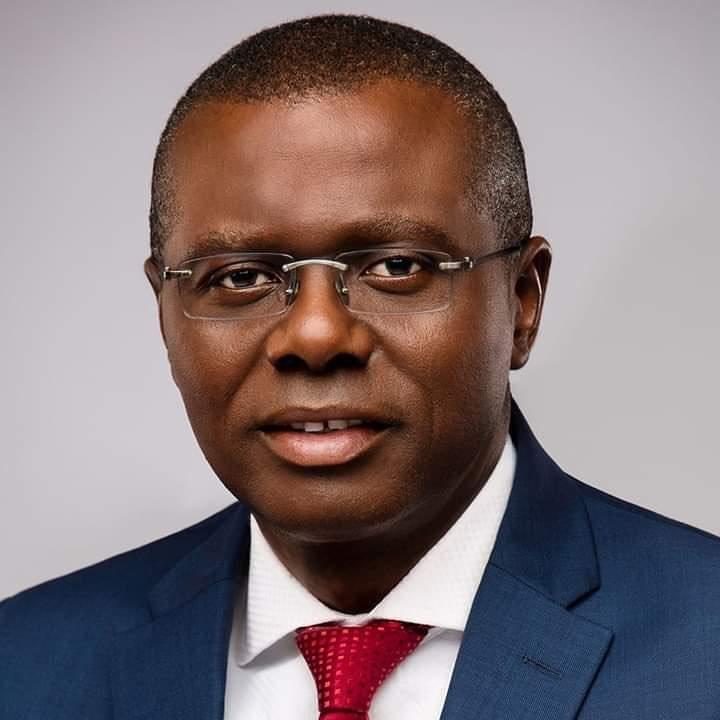 Lagos state Gov Babajide Sanwo-olu