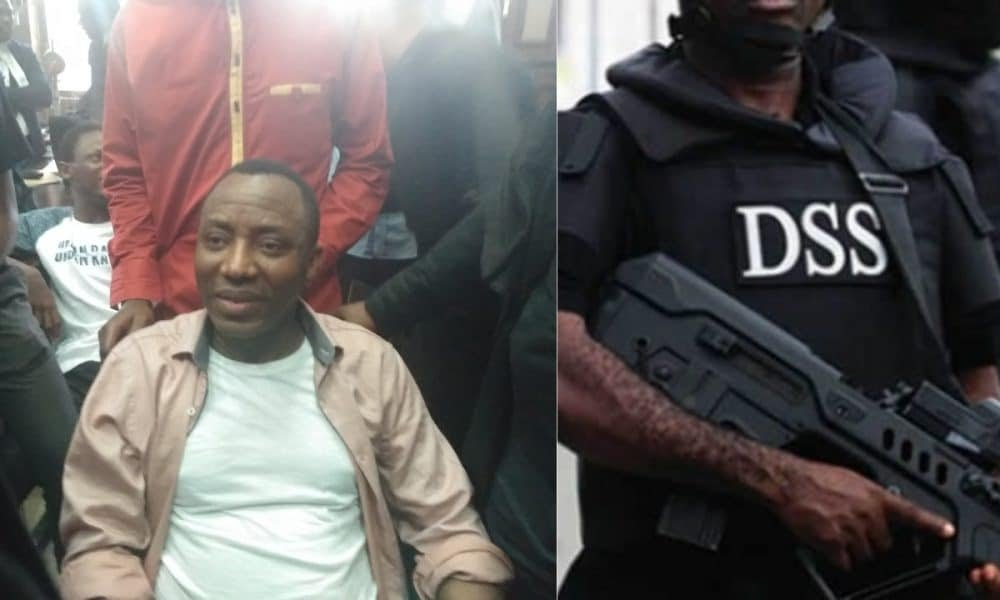 Sowore's supporters behind court violence, DSS finally speaks on Sowore's re-arrest