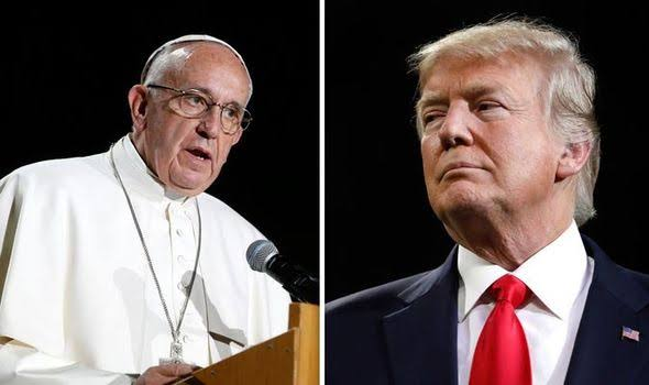 Christian Persecution: HURIWA writes Open Letter To Pope Francis, Trump