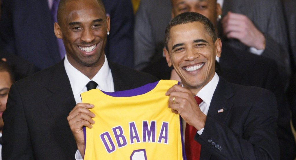 Barack Obama, Others React To Kobe Bryant's Sudden Death