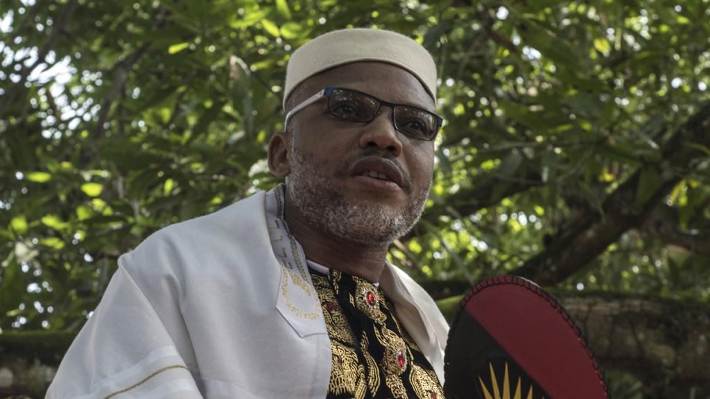 IPOB: Nnamdi Kanu Set To Support Amotekun With 1million men