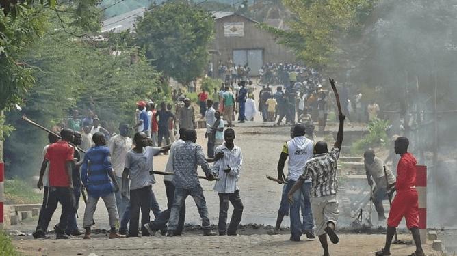 Plateau youths sack chairman