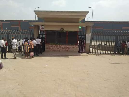 Shoprite Umuahia Shut Down Over Ecobank Loan Default