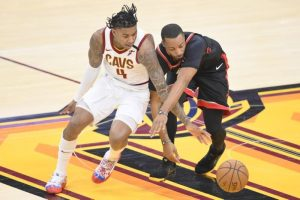Cleveland Cavs vs Raptors