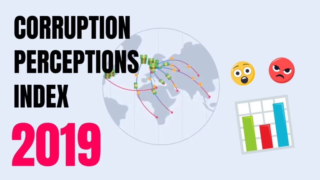Corruption Index: Nigeria Ranks 4th Most Corrupt Country In West Africa