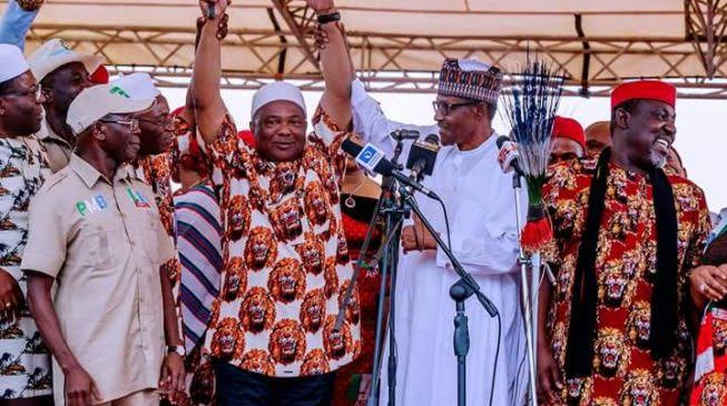 Imo Guber: APC Assures Other Stolen Mandates Will Be Restored With Uzodinma's Victory
