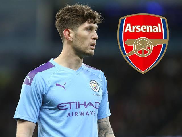 John Stones Arsenal