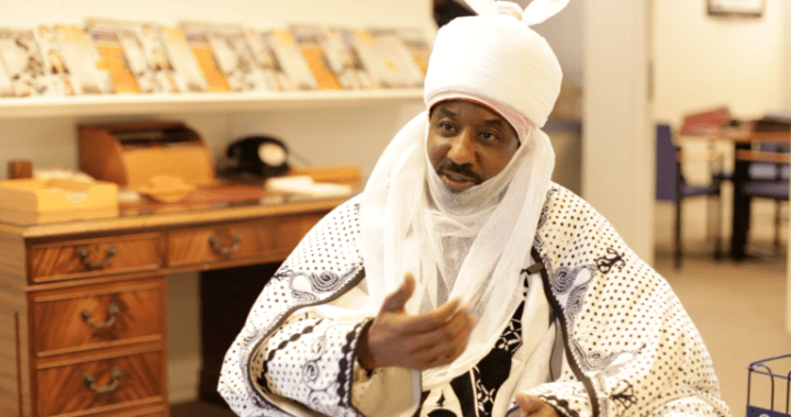 Polygamy Will Keep The North Poor And Obsolete -Sanusi