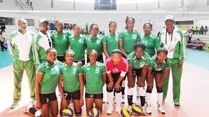 nigeria volleyball