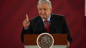 Say No To War- Mexico's President asks U.S- Iran