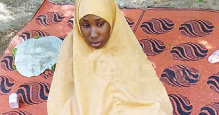 Boko Haram Rejected Ransom For Leah Sharibu -FG Sources