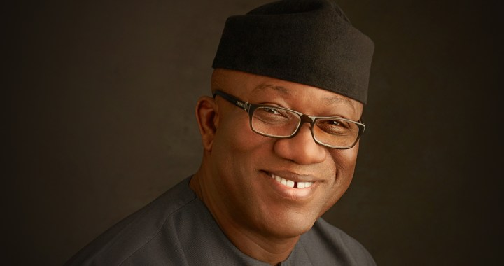 Gov Fayemi Approves Six Months Maternity Leave For Workers