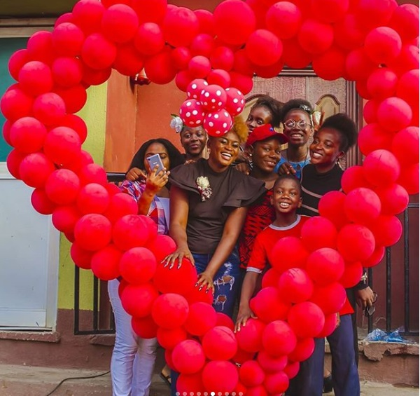 Gidi Traffic celebrates orphans