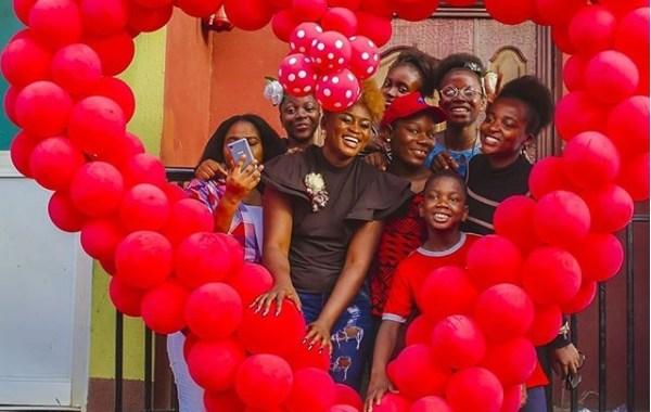 Gidi Traffic celebrates orphans