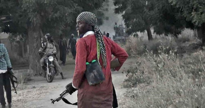 ISWAP abducts Civilian JTF in Chibok