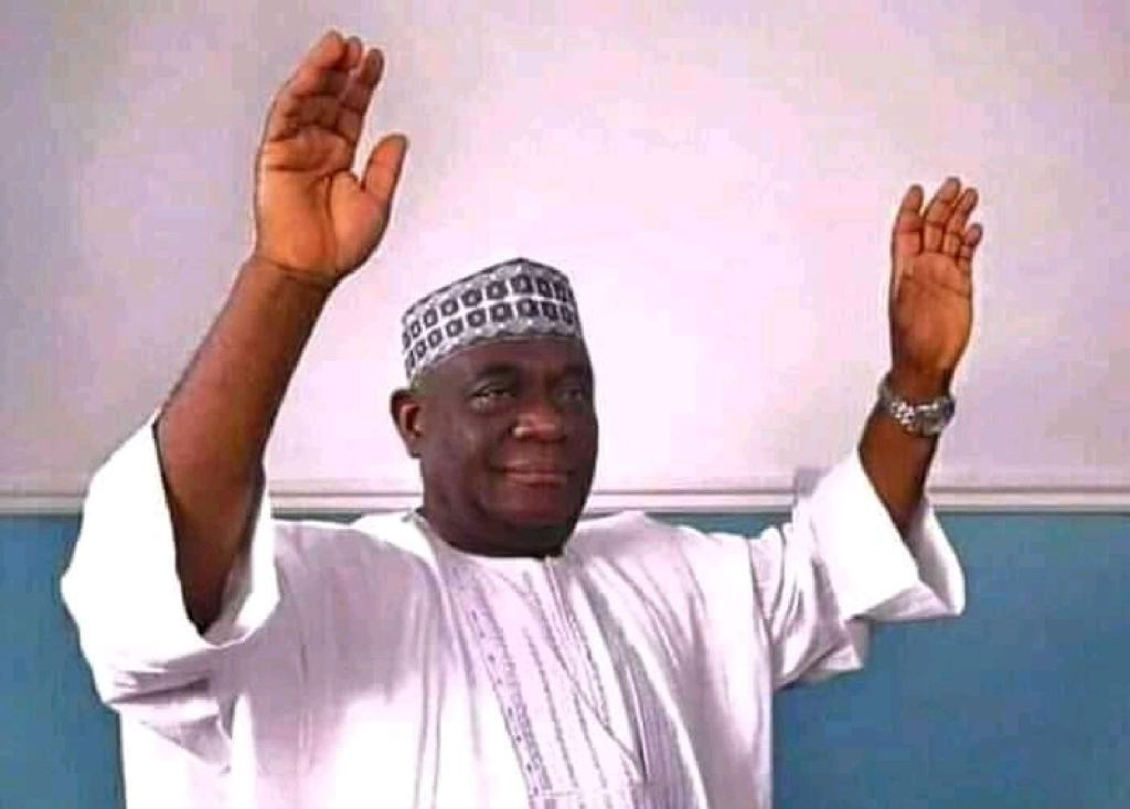 BREAKING: Nigerian Lawmaker, Senator Ignatius Longjan Is Dead
