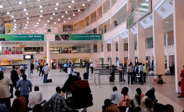BREAKING: Customs Seize $8.6m Cash At Lagos Airport