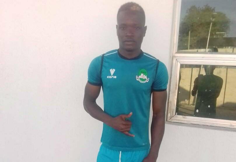 Chieme Martins of Nasarawa United